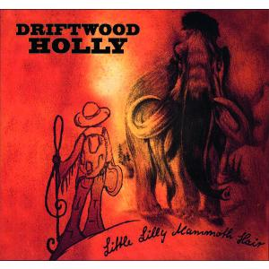 Little Lilly Mammoth Hair - Driftwood Holly